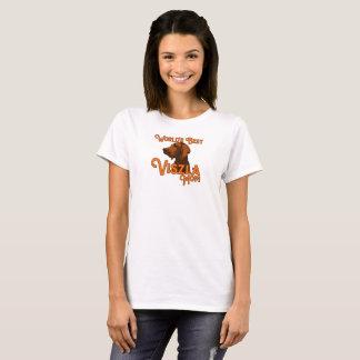 World's Best Vizsla Mom T-Shirt