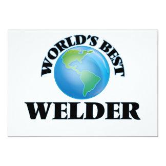 World's Best Welder Card