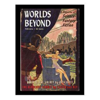Worlds Beyond 02_Pulp Art Postcard