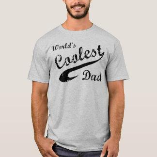World's Cooleset Dad T-Shirt