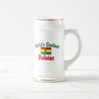 World's Coolest Bolivian Coffee Mug