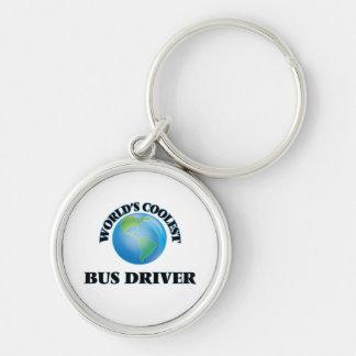 World's coolest Bus Driver Key Chains