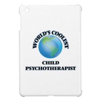 World's coolest Child Psychotherapist iPad Mini Cover