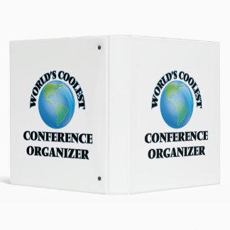 World's coolest Conference Organizer Binder