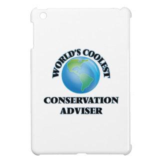 World's coolest Conservation Adviser iPad Mini Covers