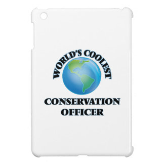 World's coolest Conservation Officer Case For The iPad Mini