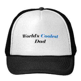 World's coolest dad mesh hats