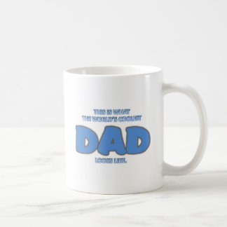 World's Coolest Dad Mug