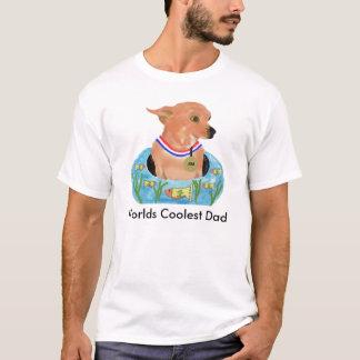 Worlds Coolest Dad T-Shirt
