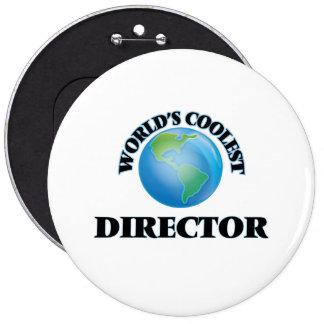 World's coolest Director Pinback Button