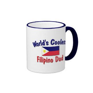 World's Coolest Filipino Dad Mugs