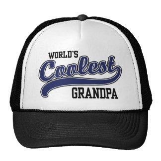 World's Coolest Grandpa Trucker Hat