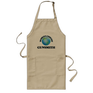World's coolest Gunsmith Long Apron