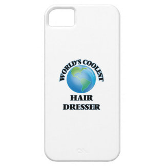 World's coolest Hair Dresser iPhone 5 Covers