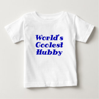 Worlds Coolest Hubby Shirts