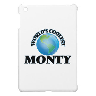 World's Coolest Monty iPad Mini Case