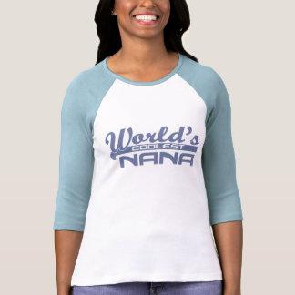 World's Coolest Nana Shirt