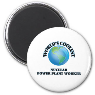 World's coolest Nuclear Power Plant Worker Magnet