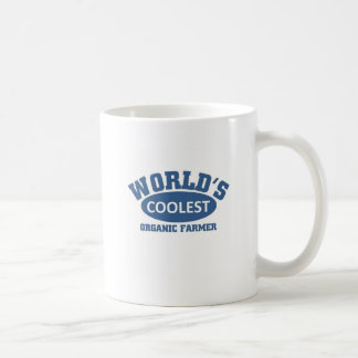 World's Coolest Organic Farmer Coffee Mug