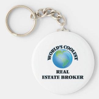World's coolest Real Estate Broker Keychain
