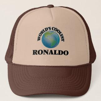 World's Coolest Ronaldo Trucker Hat