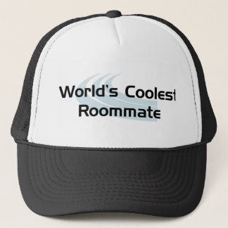 World's Coolest Roommate Hat