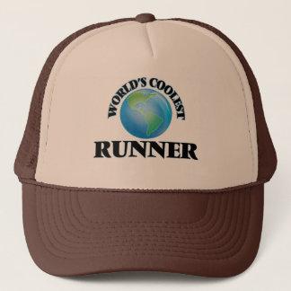 World's coolest Runner Trucker Hat