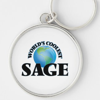World's Coolest Sage Keychains