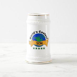 World's Coolest Son Beer Stein