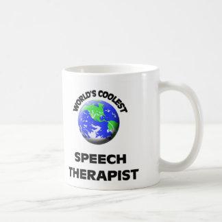 World's Coolest Speech Therapist Coffee Mug