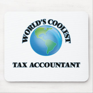 World's coolest Tax Accountant Mouse Pad