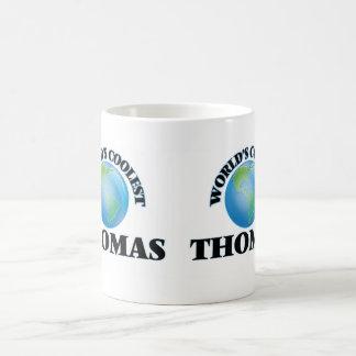 World's Coolest Thomas Coffee Mugs