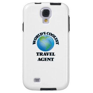 World's coolest Travel Agent Galaxy S4 Case