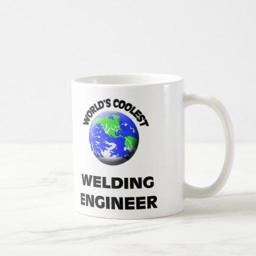 World's Coolest Welding Engineer Mug