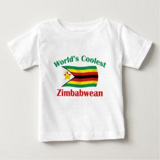 World's Coolest Zimbabwean Baby T-Shirt
