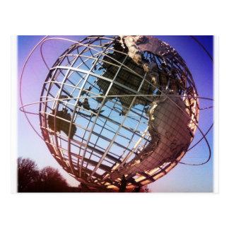 Worlds Fair Flushing Postcard