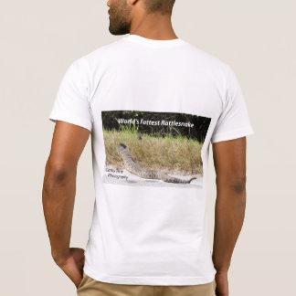 World's Fattest Rattlesnake T-Shirt