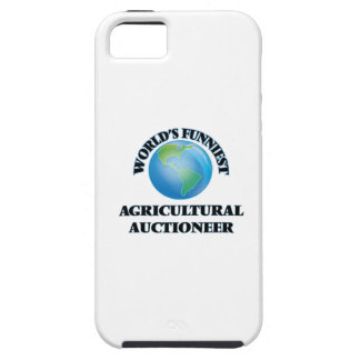 World's Funniest Agricultural Auctioneer iPhone 5 Cover