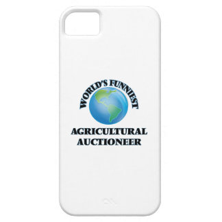 World's Funniest Agricultural Auctioneer iPhone 5 Case