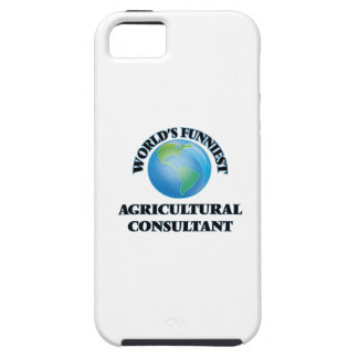 World's Funniest Agricultural Consultant iPhone 5 Case