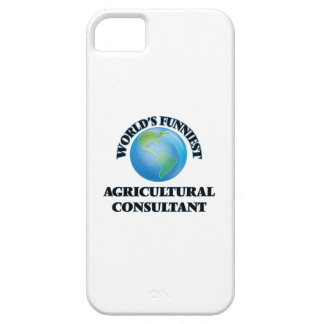 World's Funniest Agricultural Consultant iPhone 5 Covers
