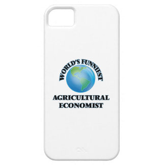 World's Funniest Agricultural Economist iPhone 5 Covers