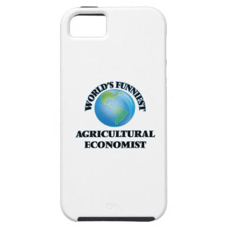 World's Funniest Agricultural Economist iPhone 5 Case