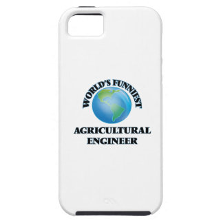 World's Funniest Agricultural Engineer iPhone 5 Cases