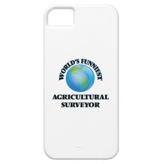 World's Funniest Agricultural Surveyor iPhone 5 Cases