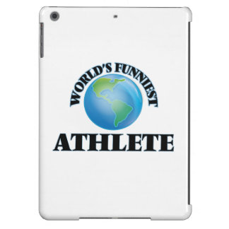 World's Funniest Athlete iPad Air Cover