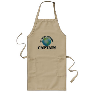 World's Funniest Captain Aprons