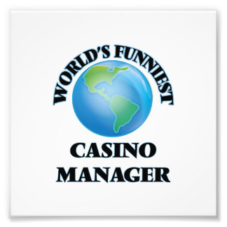 World's Funniest Casino Manager Photo