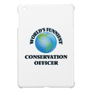 World's Funniest Conservation Officer Cover For The iPad Mini