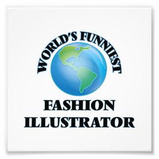 World's Funniest Fashion Illustrator Photo